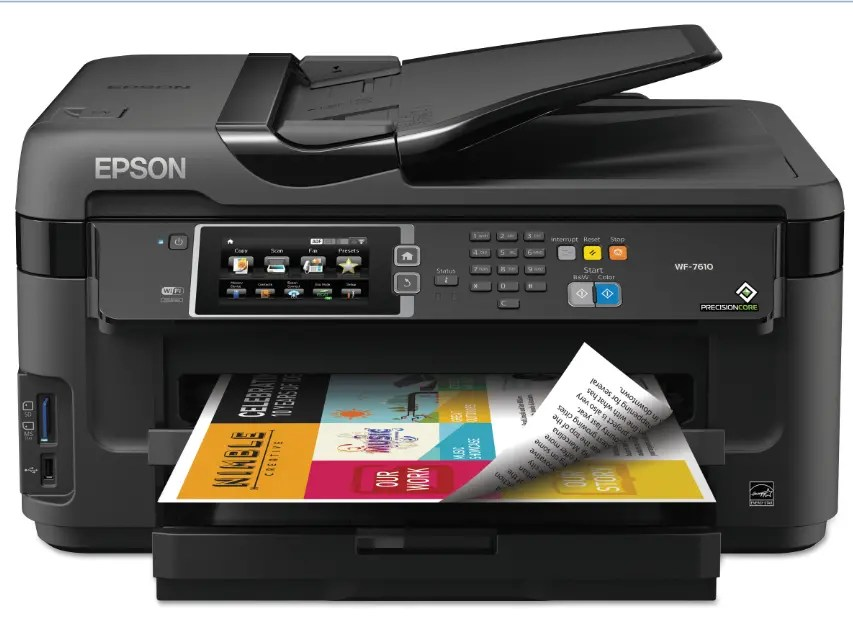 Epson Scan Software WF-3620 for Windows and Mac | Printers