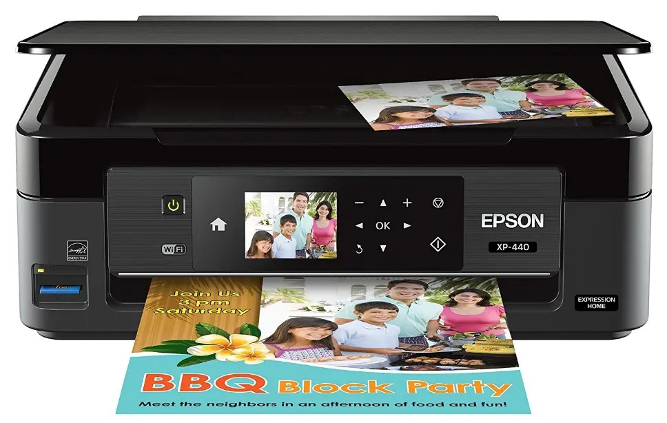 Epson Expression Home XP-440 Driver and Software for Windows and Mac