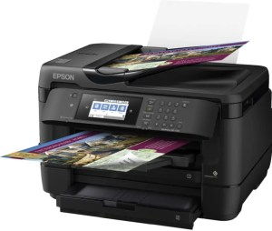 Epson WF-7720 Driver and Software For Windows and Mac