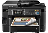 Epson Workforce WF-3640 Driver