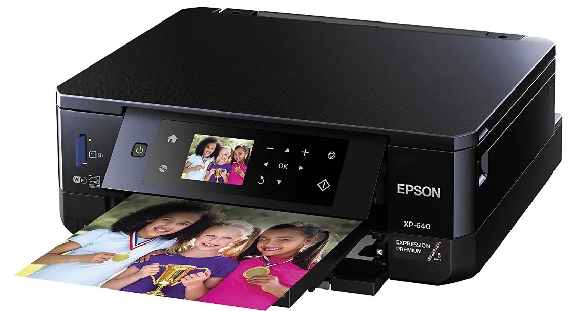 Epson XP-640 Driver and Software for Windows and Mac