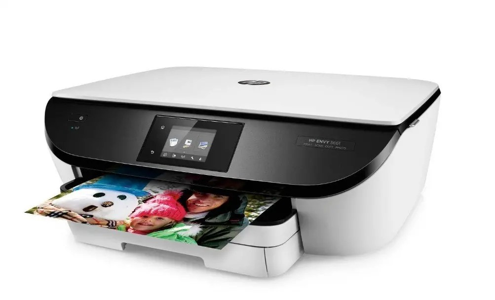HP Envy 5661 Driver download for Mac