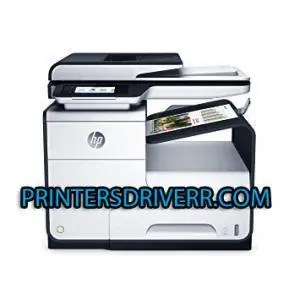 HP PageWide Pro 477dn Driver Software