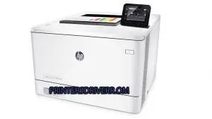 HP Color LaserJet Pro M452dw Driver Software