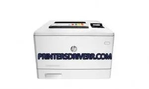 HP Color LaserJet Pro M452nw Driver Software Download