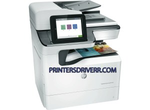 HP PAGEWIDE MANAGED COLOR MFP P77940DN Driver