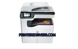 HP PageWide Managed Color MFP P77940 Driver Download
