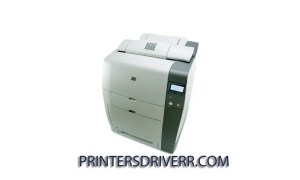 HP Color LaserJet CP4005 Driver for Window and Mac
