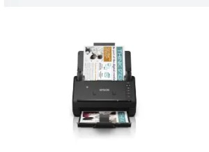 Epson Scan Driver WorkForce ES-500W For Window and Mac