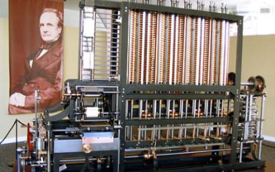 ¿Quién inventó la impresora y en qué año?