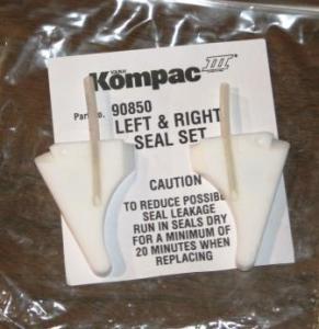 Kompac III TimeSaver Seals