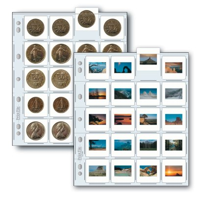 2x2-20HB for slides and coins