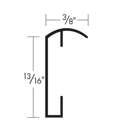 Frame profile measurements