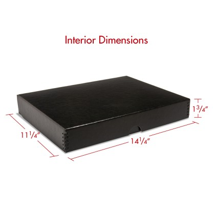 BCS1114 Box with dimensions