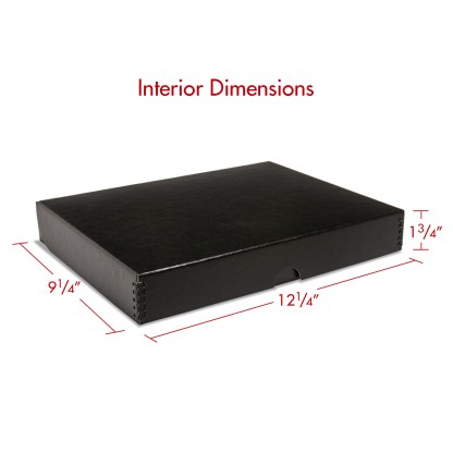 BCS912 Box with dimensions