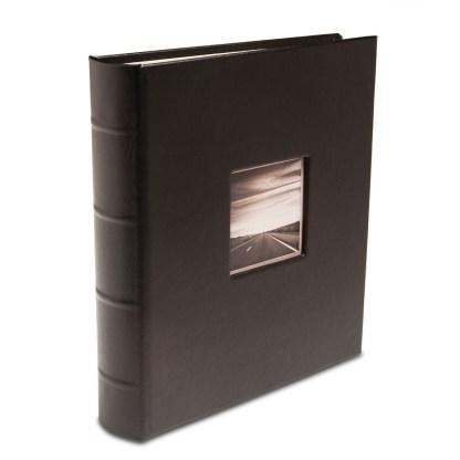 Black Gallery Leather presentation album