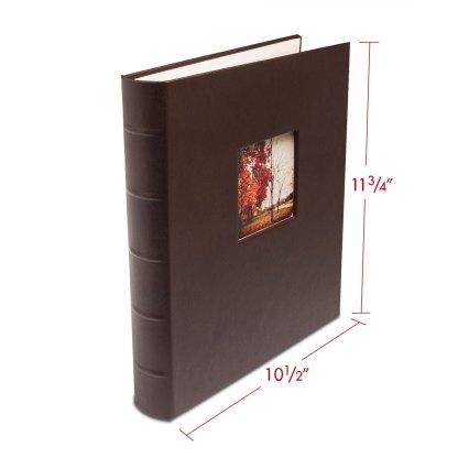 GL-BRN-SWF album with dimensions