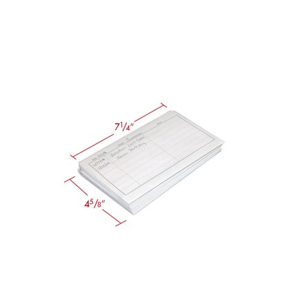 Photo Envelopes with dimensions