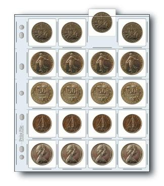 2x2-20HB page for coins