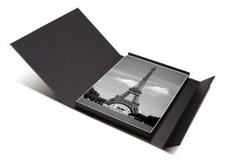 Magnetic Folios With Interior Tray