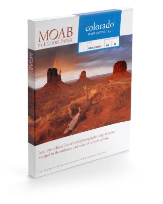 Moab Colorado Fiber