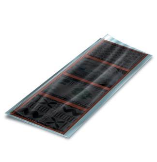 120 Fold flap sleeve