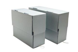 Corrugated Document Cases