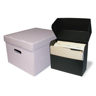 Document Boxes and Accessories