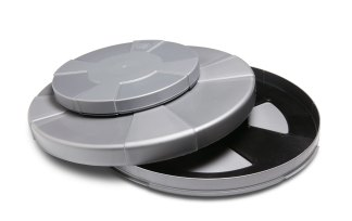 Archival Movie Film Containers