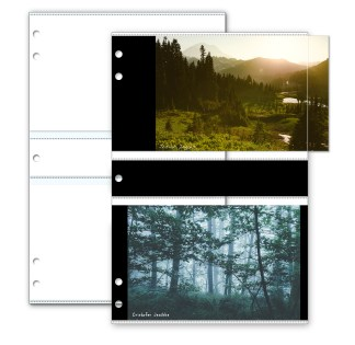 Sonic 4x6 Photo Pages