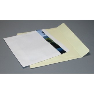 Flap Storage Envelopes-Opening Long Side