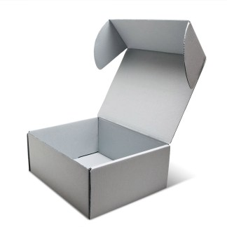 Extra Deep Storage Boxes - Archival Corrugated