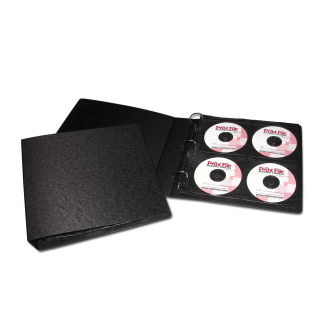 CD Binders and Pages