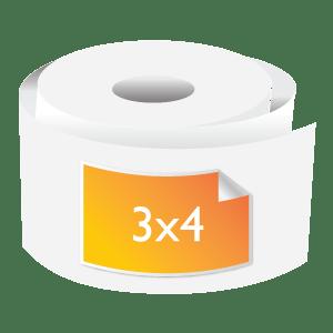 3x4-roll