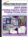 2017-2018 Printing Industry Digital Printing Pricing Study