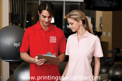 PERSONALIZED POLO SHIRT Printing Specialists