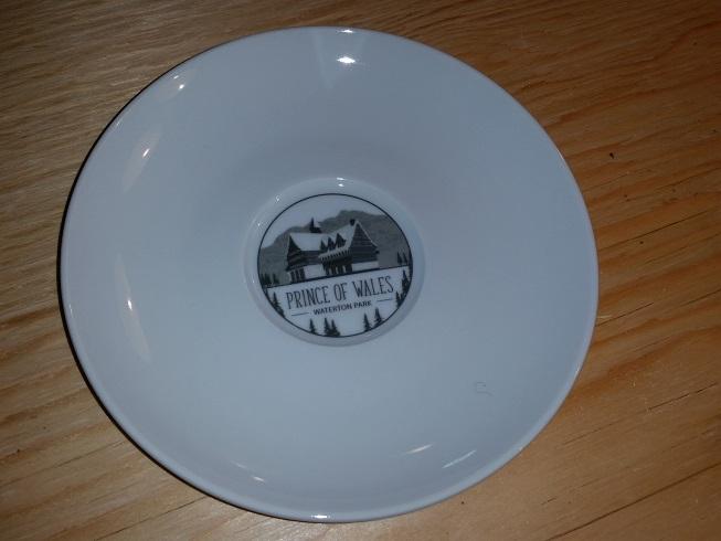 Custom printed saucers too.