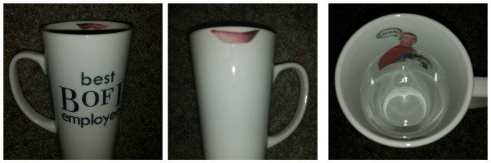 Food Safe & Dishwasher Safe printing all over mugs