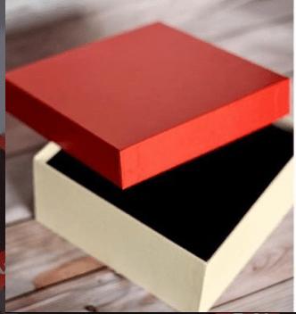 SHOE BOX – 9 x 9 x 3.5 inches