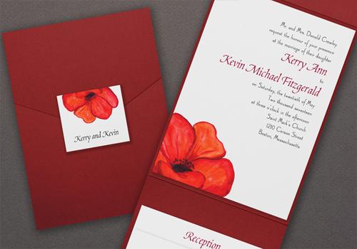 Natural Birchcraft Wedding Invitations