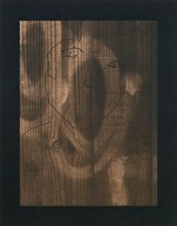 Lucy Smith, Euan Fence, Cyanotype
