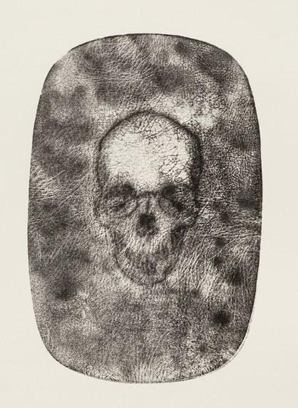 Euan G Stewart, Reminder, Monoprint