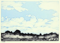 Guilio Bonatti 'Weather Observation' openbite/aquatint/drypoint £270