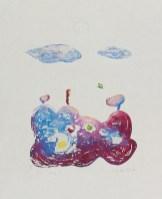 Sumko Obuko 'Spring has Come' etching/collagraph £323