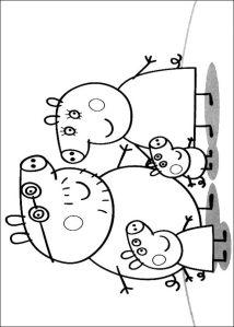 ausmalbilder: ausmalbilder: peppa wutz zum ausdrucken