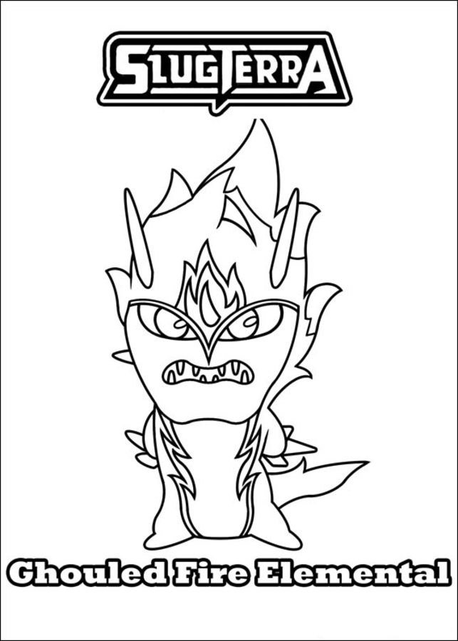Halloween Coloring Pages Ghouls Coloring Pages