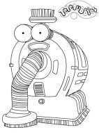 Dibujos para colorear Teletubbies imprimible, gratis ...