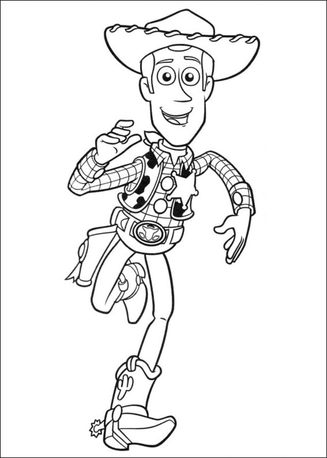 Coloring pages: Coloring pages: Toy Story, printable for ...