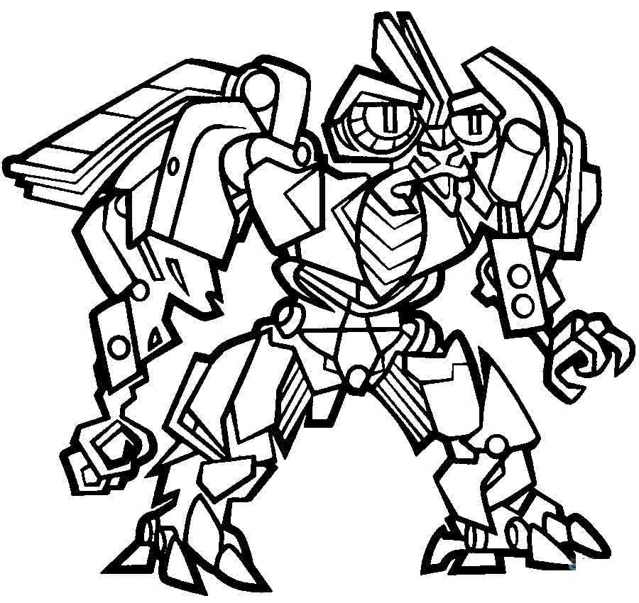 Disegni da colorare: Disegni da colorare: Transformers