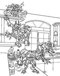 Disegni da colorare: Disegni da colorare: Transformers ...